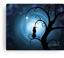 Ash's Star Canvas Print