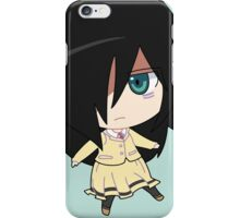 Lil' Tomoko iPhone Case/Skin