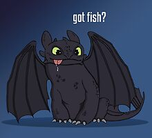 Got Fish? by Catherine Dair