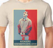 Avengers assembrrrrrawwwwwlghhh Unisex T-Shirt