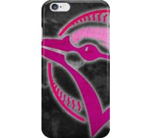 Toronto Blue Jays in Pink iPhone Case/Skin