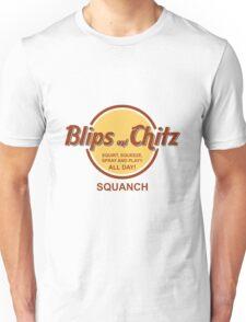 Blips and Chitz Cafe Unisex T-Shirt