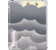 Cute Sky 4- Stormy iPad Case/Skin
