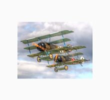 Two Little Fokkers - HDR - Dunsfold 2014 Unisex T-Shirt