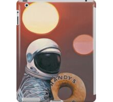 Twin Suns and Donuts iPad Case/Skin