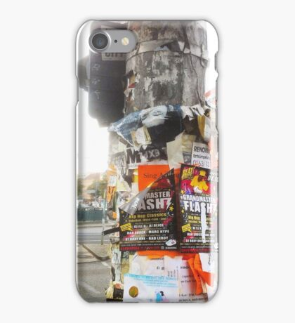 the influx iPhone Case/Skin