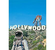 Hollywood Prime Photographic Print