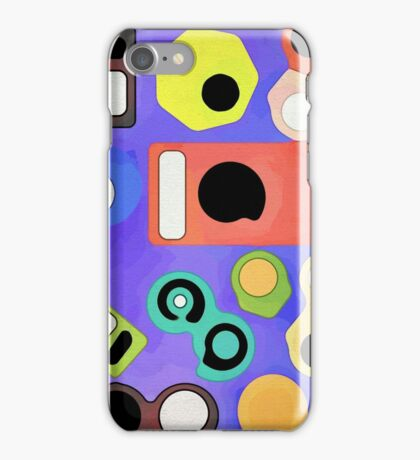 Playful Icons iPhone Case/Skin