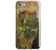 Hogwarts Edinburgh Castle Edinburgh Scotland iPhone Case/Skin