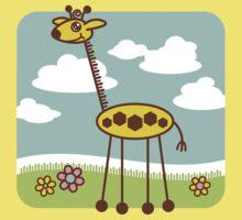 Jax the Giraffe Kids Tee