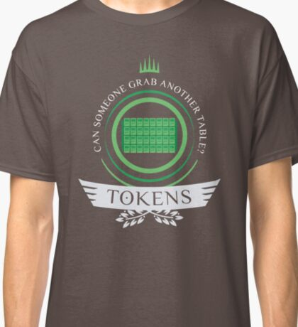 Magic the Gathering - Tokens Life Classic T-Shirt