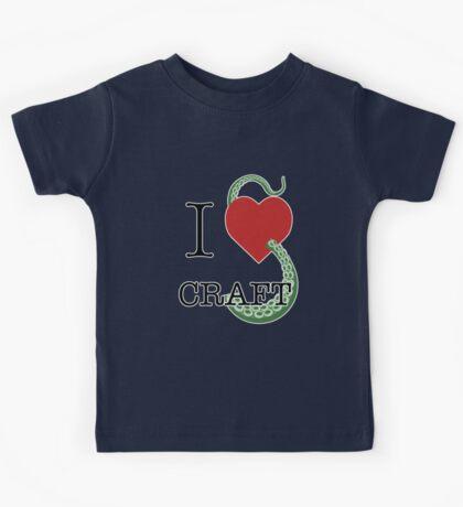 I Lovecraft Kids Tee