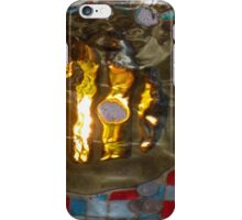 Coins In The Fountain iPhone Case/Skin