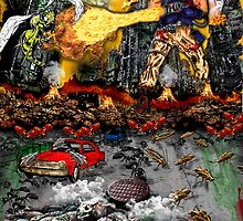 the Exterminator by American Artist