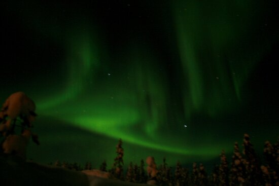 Northern Lights Part 1 by David McGilchrist