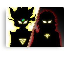 Yu-Gi-Oh Dueling Power Canvas Print