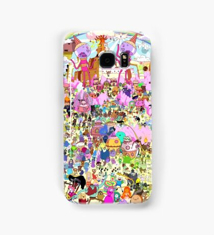 Adventure Time - Where's Finn and Jake Samsung Galaxy Case/Skin