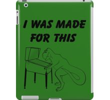 Why T-Rex has short arms! Pinball!  iPad Case/Skin