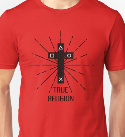 True Religion Unisex T-Shirt