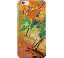 Autumn's Rush iPhone Case/Skin