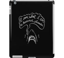 The Shark Tee Inverted iPad Case/Skin