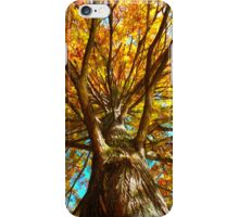 The Autumn Tree iPhone Case/Skin