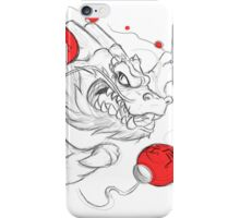 chinease dragon iPhone Case/Skin