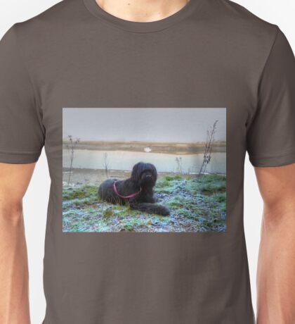 Frosty Grass Unisex T-Shirt