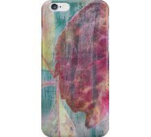Colors Fade Yet Memories Remain iPhone Case/Skin