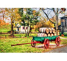 Bourbon Photographic Print