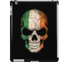 Irish Flag Skull iPad Case/Skin