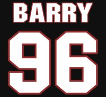 NFL Player Barry Cofield ninetysix 96 by imsport