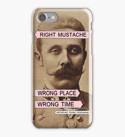 World War Franz Ferdinand iPhone Case/Skin