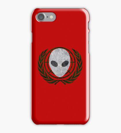 United Alien iPhone Case/Skin