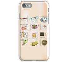 Japanese Food All in One iPhone Case/Skin