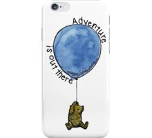 Winnie the Pooh - Adventure is Out There iPhone Case/Skin