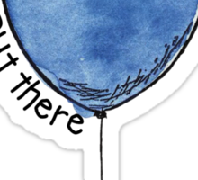 Winnie the Pooh - Adventure is Out There Sticker