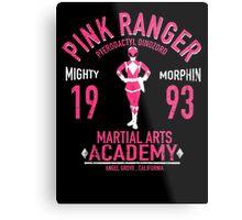 Pterdoactyl Ranger Metal Print