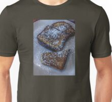 Who Decided French Toast With Sugar is Breakfast and Not Dessert? Unisex T-Shirt