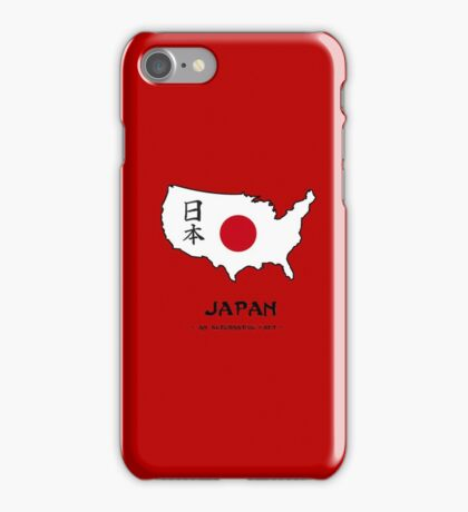 Alternative Geography Fact iPhone Case/Skin