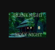 Silent Night-Holy Night Unisex T-Shirt
