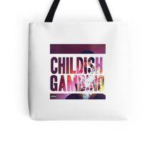 Childish Gambino Because the Internet Design Tote Bag