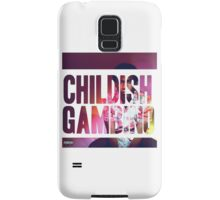 Childish Gambino Because the Internet Design Samsung Galaxy Case/Skin