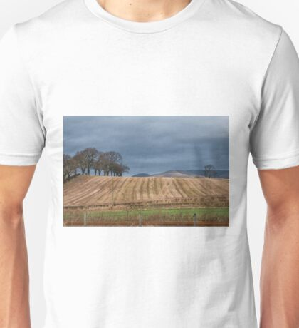 Countryside in Central Scotland Unisex T-Shirt