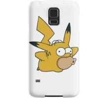 Pikachu x Homer Samsung Galaxy Case/Skin