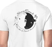 8 Horse Ranch for light-colored shirts Unisex T-Shirt