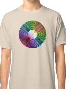 Vinyl LP Record - Metallic - Rainbow Classic T-Shirt