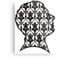 John - 221b wallpaper Metal Print