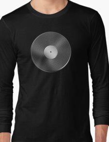 Vinyl LP Record - Metallic - Steel T-Shirt