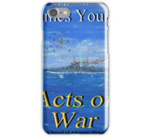 Acts of War Front Cover iPhone Case/Skin